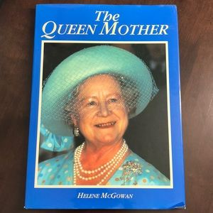 The Queen Mother Huge coffee table book